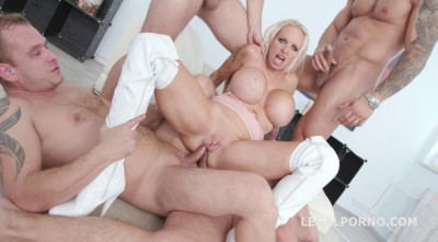 Gangbang Destination With Dap For Big Tits Sophie Anderson