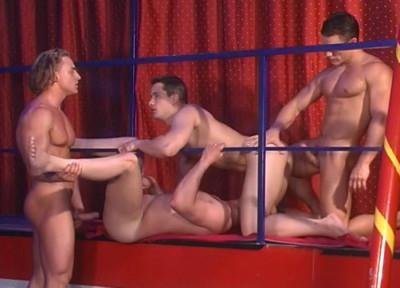 Description Big Tops In Raw Orgy