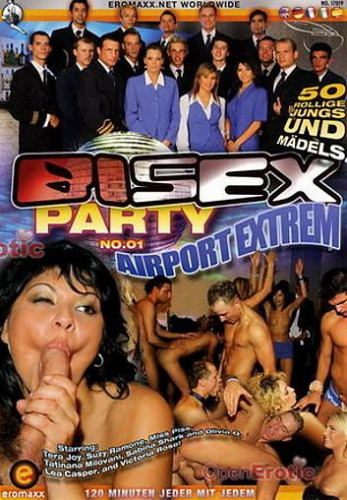 Bisex Party Vol 1 - Airport Extreme