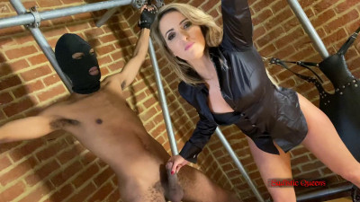 Miss Courtney - Bounded And Brutally Busted