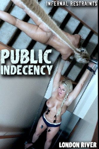 IR Public Indecency – London River (2019)