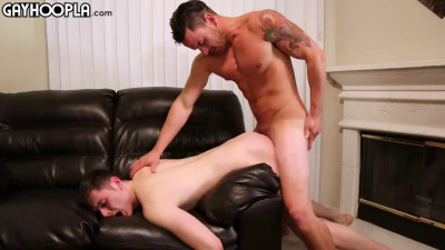 GayHoopla - Neal Peterson and Blake Jackson