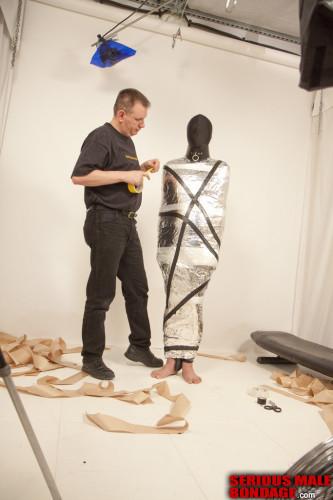 MummyEd Foil Tape Test