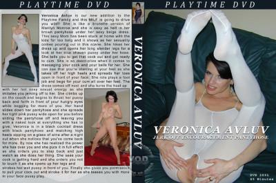 Veronica Avluv Jerk Off Encouragement Pantyhose