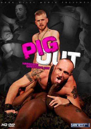 Description Bareback Pig Out - Brandon Hawk, Jeremy Rockwood, Alejandro Wilde