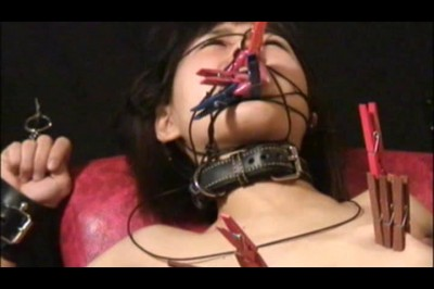 Sex Slave Tied In Torture