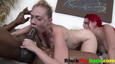 BlackPayBack – Taylor Nicole, Rebel Rhyder – 2 Nasty Whores
