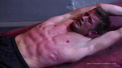 Ruscapturedboys - Captured worker - Part II