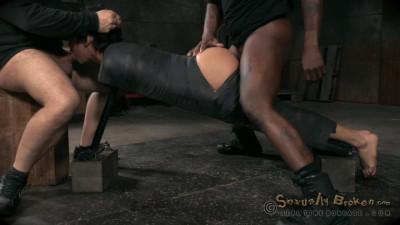 SexuallyBroken – June 15, 2015 – Mia Austin – Matt Williams – Jack Hammer