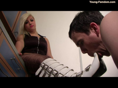 Young-femdom — A party without me?