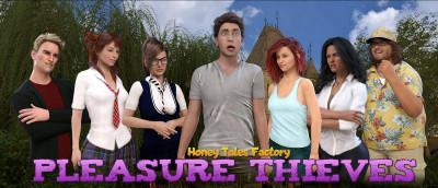 Description Pleasure Thieves