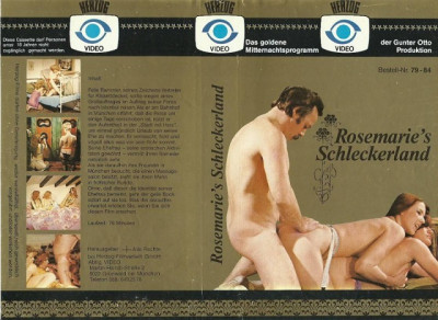 Description Rosemarie's Schleckerland (1978)