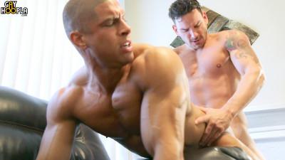 Bad Boy Blake Jackson Fucks Bodybuilder Sean Costin