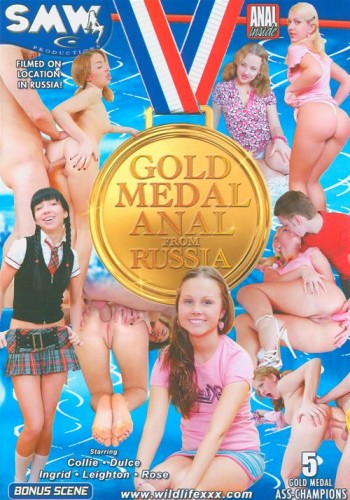 Gold Medal Anal From Russia