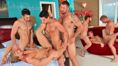 Seven Men in Multiple Options (1080p)