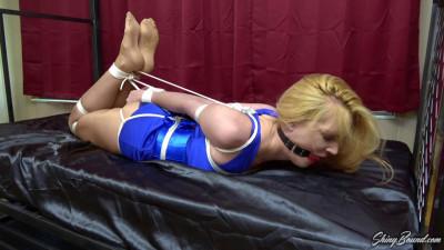 Description A Proper Bondage Hogtie-rope bondage videos