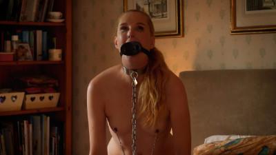 Description Bondage, spanking and domination for blonde slave part1 HD 1080p