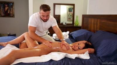 Jada Stevens - Poolside Massage (2016)
