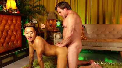 PeterFever – The Apartment Hans Cums A-Knocking