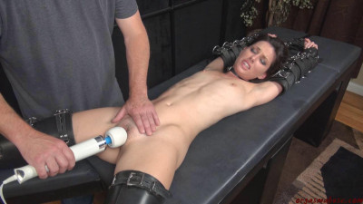 OrgasmAbuse — Insatiable Sharron