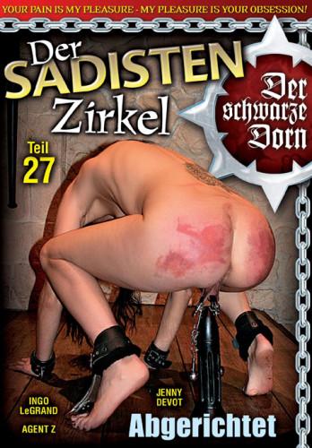 Der Sadisten Zirkel — Vol. 27 - Abgerichtet