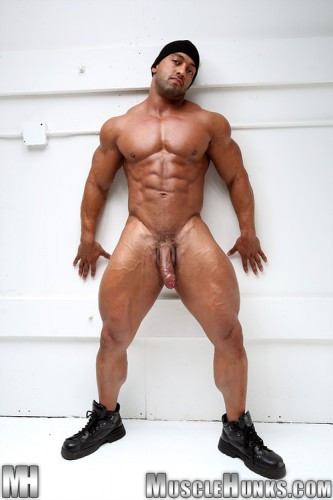 MuscleHunks - They Call Him Titan
