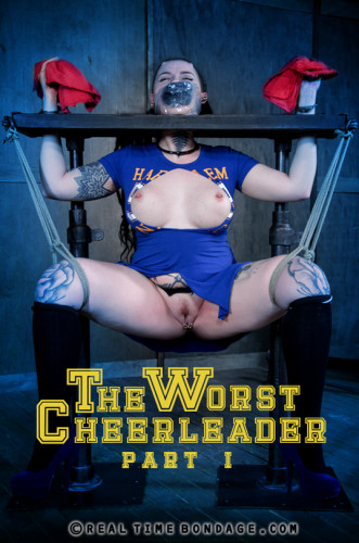 The Worst Cheerleader Part 1 , Luna LaVey - HD 720p