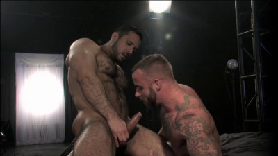 Adam Champ and Derek Parker