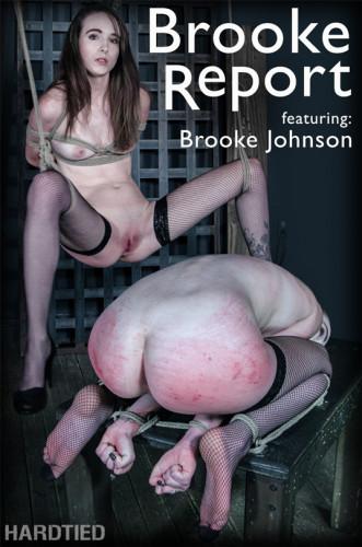 HardT — Brooke Johnson — Brooke Report