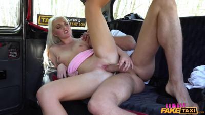 Lovita Fate – Bad driver hits and fucks passenger (2019)