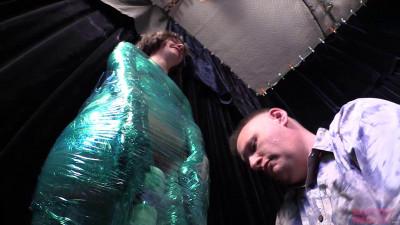 Ultra latex bdsm – Mercy West – Mummy Encasement
