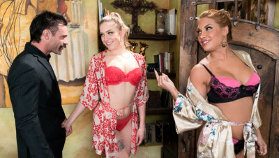 Mercedes Carrera, Giselle Palmer – Double The Order FullHD 1080p