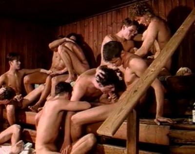 European boy-men loike hot anal & gangbang