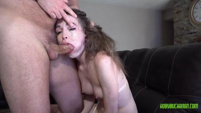 HobyBuchanon — Brooke Johnson Is Throat Fuck Meat