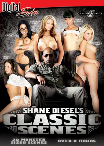 Description Shane Diesel's Classic Scenes(2015)