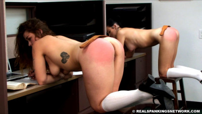 Maya and Rae Punished by The Dean – Scene 3 – Full HD 1080p
