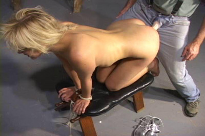 Bound and fucked in the ass (watch, download, tit).