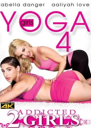 Description Yoga Girls Vol. 4 - Abella Danger, Aaliyah Love
