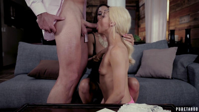 Reena Sky And Elsa Jean — Girl Tagging FullHD 1080p