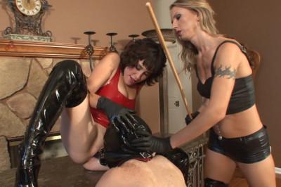 Description Make Your Mistress Cum Slave