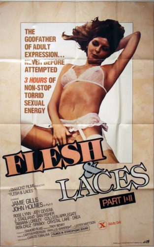 Flesh and Laces Part 2