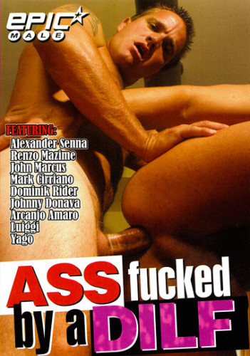 Interracial Ass Fucked By A Dilf - Dominik Rider, Johnny Donovan, Alexandre Senna