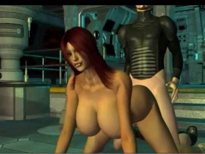 Nude Beyonce 3D Space Adventures