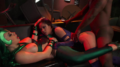 An Axel Braun Parody  Chanel Preston  Dana