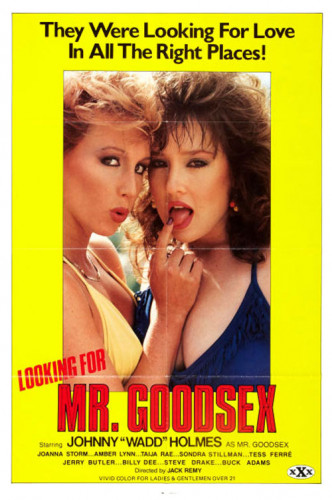 Looking for Mr. Goodsex (1985)