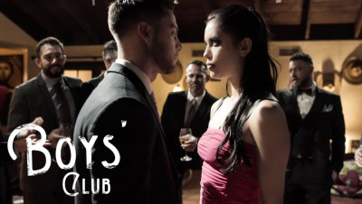 Description Alina Lopez - Boys' Club FullHD 1080p