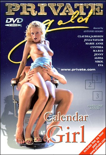 Private Gold 58: Calendar Girl