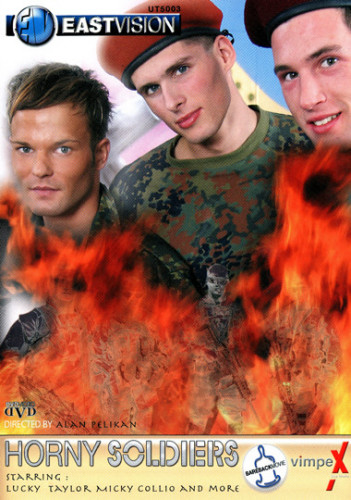 Description Bareback Horny Soldiers - Lucky Taylor, Micky Coolio
