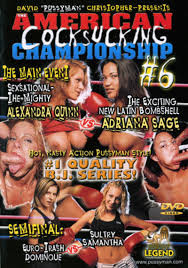 American Cocksucking Championship # 6