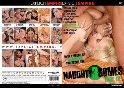 Naughty 3somes Vol 12